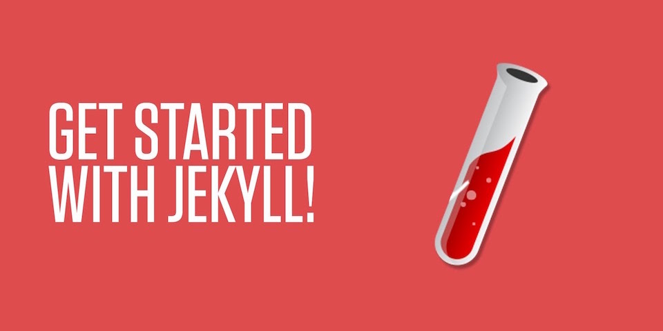 Get Started With Jekyll